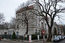 Goethestraße in Magdeburg
