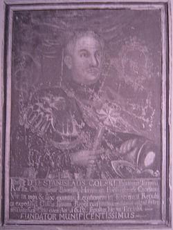 Портрет Станіслава Ґольського