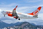 Gol Boeing 737-700 takes off from Santos Dumont Airport.jpg