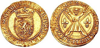 Scottish coinage - Royal Arms