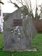 Goldsteinpark Siesmayerstein