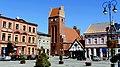 Golub-Dobrzyń, Polska - widok dawnego kościoła ewangelickiego , obecnie mieści się tam szkoła - panoramio.jpg