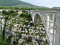 Gorge du Verdon, Pont de Soleils - panoramio.jpg