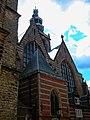 Gouda - Achter de Kerk - View SW on Sint Jan.jpg