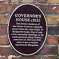 Governor's House plaque.jpg