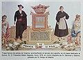 Grabado con trajes típicos de pareja de riojanos, año 1879.jpg