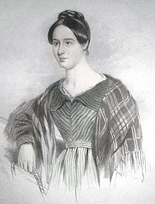 Wikipedia: Grace Darling at Wikipedia: 220px-Grace_Horsley_Darling_-_Portrait