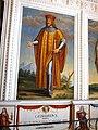 Graf Gerhard (IV.) von Hirschberg, Herr über das Inntal, Wandbild im Spanischen Saal auf Schloss Ambras.jpg