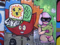 Graffity Miss Van BCN ciutat vella.jpg