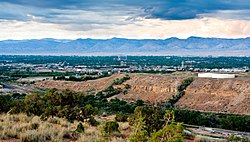 A view of Grand Junction
