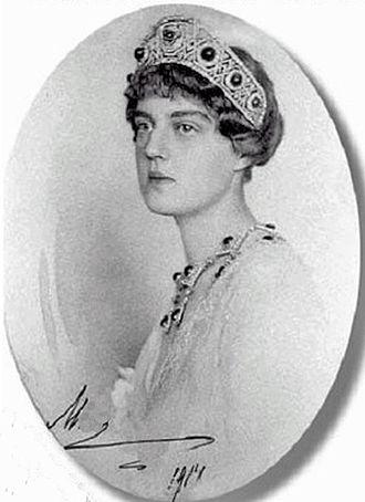 Grand Duchess Maria Pavlovna of Russia (1890–1958) - Image: Grand Duchess Maria Pavlovna of Russia (1890–1958)