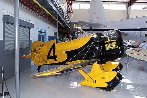 Granville Brothers GeeBee Z Super Sportster RSide FOF 27March2010 (14589810732)