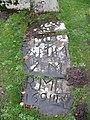 Gravestone at Kirkmaiden - geograph.org.uk - 657639.jpg
