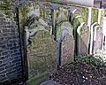 Gravestones in Postman's Park, City of London, England.jpg