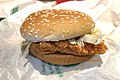 Green prickly ash flavored McSpicy from McDonald's Dongzhimen Store (20201219172346).jpg