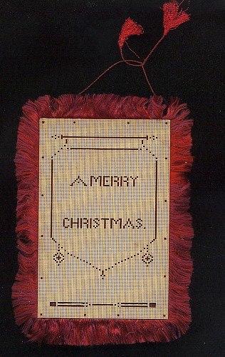 Greeting Card Christmas c1860