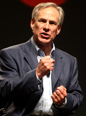 Texas State Guard - Governor of Texas Greg Abbott Commander in Chief.