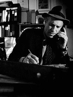 Greg Palast in his NYC office.jpeg