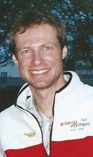 Gregor Stähli skeleton racer