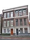 foto van Dubbel herenhuis in eclectische stijl