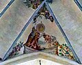 Grote Kerk Harderwijk - Detail of Fresco paintings in the vaults 1561 VIII.jpg