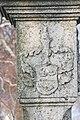 GuentherZ 2012-01-28 0585 Oberparschenbrunn Bildstock SeiteA Wappen.jpg