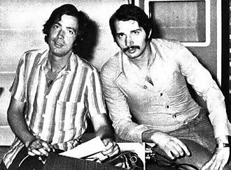Guido & Maurizio De Angelis - Image: Guido & Maurizio De Angelis 1975