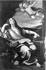 Die büßende Magdalena (Kopie nach)