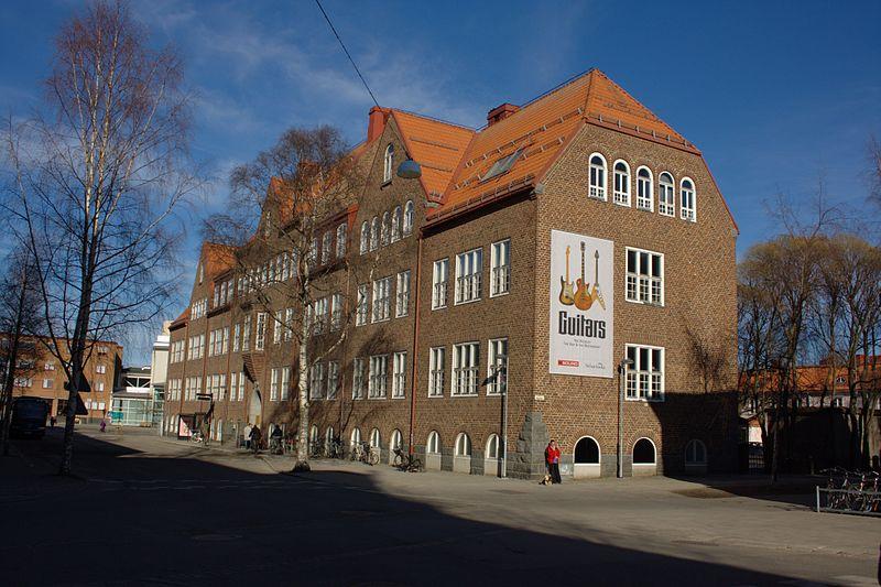 Gitarrenmuseum Umeå