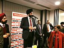 Gurinder Josan at a Sikhs for Labour Event.jpg