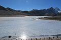 Gurudongmar Lake in Winters, January.jpg