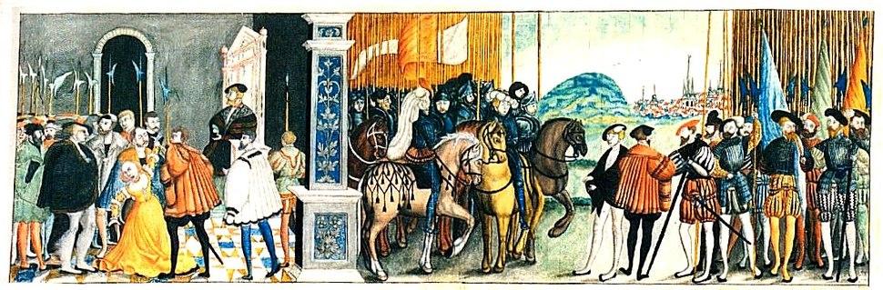 Gustav Vasa triumphs 3