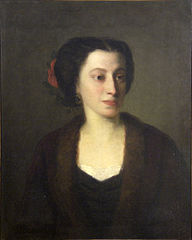 Bust-Portrait of a Woman