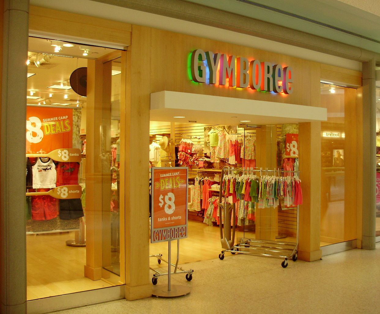 Toddler Clothing Stores