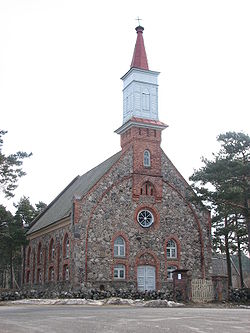 Häädemeeste St. Michael's Church