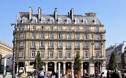Hôtel Concorde Paris Cour De Rome Jpg