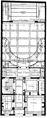 Hôtel Fémina in 'La Construction moderne' 1907 p461 (ground-floor plan) – Google Books 2014.jpg