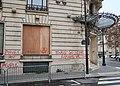 Hôtel La Pérouse, rue La Pérouse, rue Jean-Giraudoux, Paris 16e 3.jpg