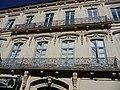 Hôtel de Claris (Montpeller) - Façana - 4.jpg