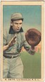 H. Smith, Los Angeles Team, baseball card portrait LCCN2008676994.tif