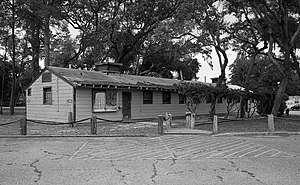 National Register of Historic Places listings in Okaloosa County, Florida - Image: HABS 207430pv