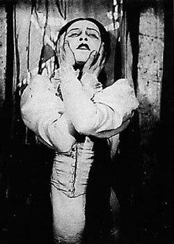 HANA ROVINA THE DYBBUK 1920