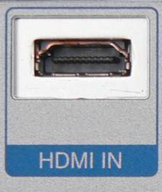 Audio and video interfaces and connectors - HDMI Type A socket