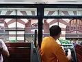 HK 上環 Sheung Wan 摩利臣街 Morrison Street tram visitors October 2018 SSG 02.jpg