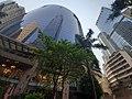 HK 上環 Sheung Wan 永樂街 Wing Lok Street 中遠大廈 Cosco Tower 新紀元廣場 Grand Millennium Plaza garden October 2019 SS2 04.jpg
