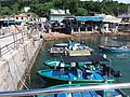 HK 西貢 Sai Kung 清水灣半島 Clear Water Bay Peninsula 布袋澳 Po Toi O Piers n boats August 2018 SSG 07.jpg