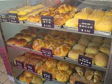 HK Happy Valley Shing Woo Road Cheung Sing Cafe Sunday Breads 1.JPG