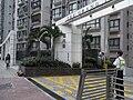 HK Mid-levels 半山區 羅便臣道 Robinson Road 10 嘉兆臺 Grand Panorama main entrance Oct-2010.JPG