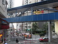 HK Sai Ying Pun 正街 Centre Street market 2nd Street footbridge.jpg