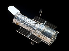 Telescopiu espacial Hubble